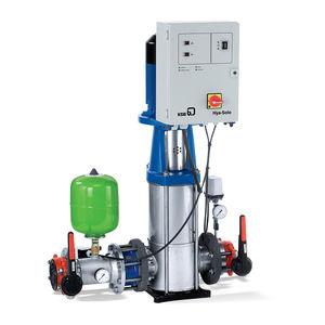 unité de pompage à eau / pour l'industrie / à moteur électrique