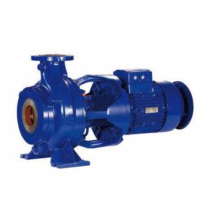 pompe pour eaux usées / à boue / électrique / centrifuge à volute