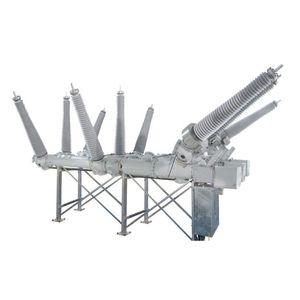 appareillage de commutation primaire / haute tension / hybride / pour distribution électrique