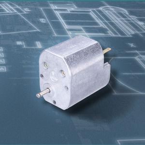 motoréducteur DC / à denture droite / à arbres parallèles / 0.5 - 1 Nm