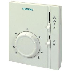 thermostat d'ambiance / électromécanique / IP30 / chauffant