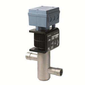 vanne pour réfrigérant / électrique / en acier / IP65