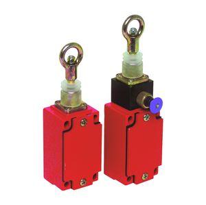 interrupteur à commande par câble / unipolaire / d'arrêt d'urgence / ultra robuste