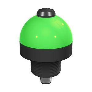 bouton poussoir tactile / éclairé / avec voyant lumineux / IP67
