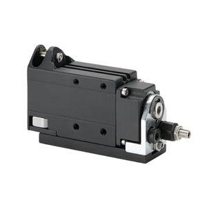 actionneur rotatif / pneumatique / à double effet / à ressort de rappel