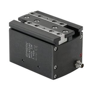 pince de préhension électrique / parallèle / à 2 mâchoires / pour charges lourdes