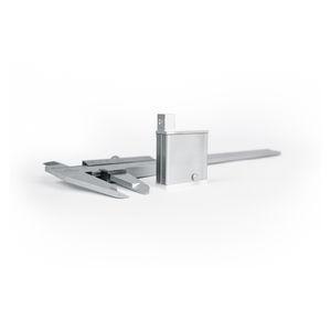capteur de force miniature / en compression / type bloc / de précision