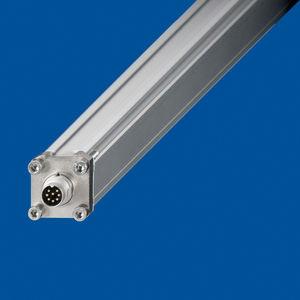 capteur de position linéaire / sans contact / magnétostrictif / à sortie analogique