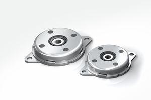 amortisseur rotatif / hydraulique / en acier