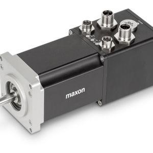 moteur DC / sans balais / avec contrôleur intégré / compact