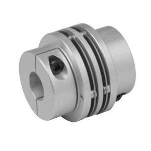accouplement rigide en torsion / à disque / pour fort couple / manchon