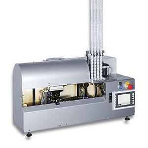 machine d'assemblage semi-automatique / de connecteurs / de test