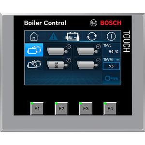 système de contrôle numérique