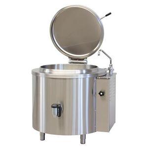 marmite industrielle en inox