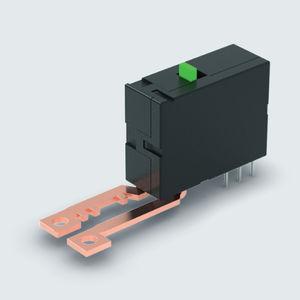 relais électromécanique 6 Vcc / 48 Vcc / 1NO / à souder