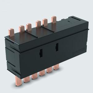 relais électromécanique 6 Vcc / 48 Vcc / 3NO / IEC