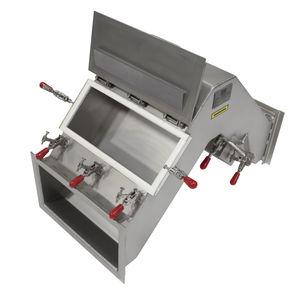séparateur magnétique à plaque / gravimétrique / pneumatique / de métaux