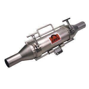 séparateur magnétique à aimant cylindrique / gravimétrique / de métaux