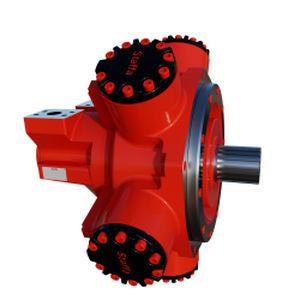 moteur hydraulique à piston radial