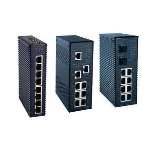 commutateur Ethernet non administrable / 8 ports / redondant / rapide
