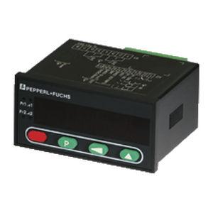 indicateur de température / avec afficheur LED / pour montage sur panneau