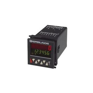 compteur totalisateur tachymètre / numérique / pour montage sur panneau