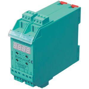convertisseur tension / courant / de fréquence / à montage sur rail DIN
