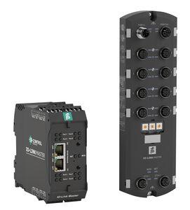 module E/S numérique / EtherNet/IP / Modbus/TCP / à 16 E/S