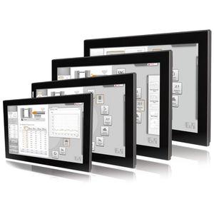 panel PC à écran tactile résistif