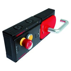 serrure à pêne / électromécanique / pour porte / de sécurité