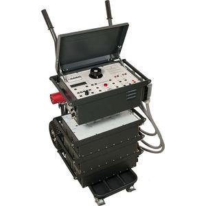 équipement de test de courant / de disjoncteur / modulaire / par injection primaire