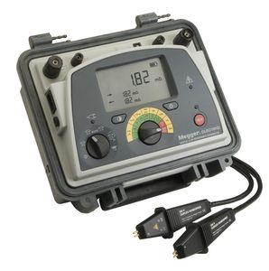 ohmmètre numérique