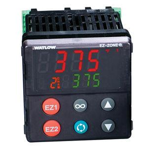 contrôleur de température à affichage numérique / PID / monté sur panneau