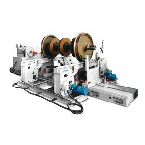 machine à équilibrer horizontale