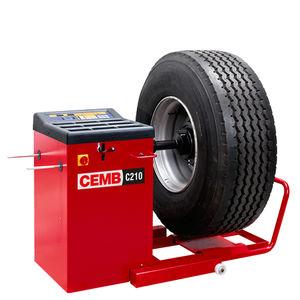 équilibreuse de roues pour voiture