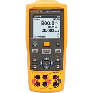 calibrateur de température / pour capteur RTD / numérique