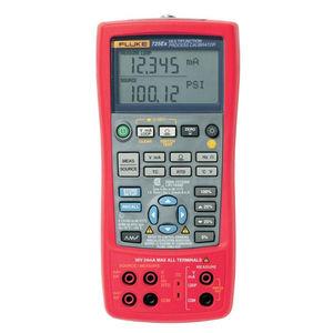 calibrateur multifonction / de température / de pression / de courant