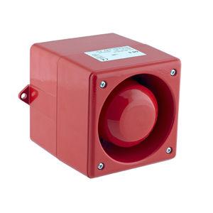 diffuseur d'alarme sonore IP66 / IP67 / sans feu / en fonte d'aluminium