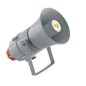 diffuseur d'alarme sonore IP66 / IP67 / avec feu au xénon / 119 dB