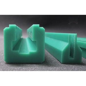 guide-chaîne en polyéthylène