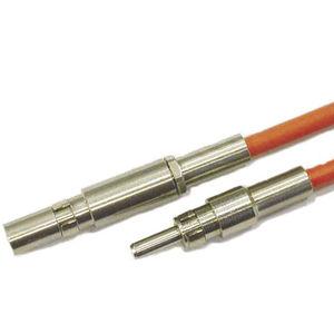 connecteur de données / optique / DIN / de fibre optique