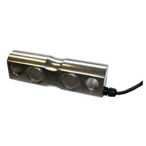 capteur de force à double cisaillement / type poutre / en acier inoxydable / pour trémie