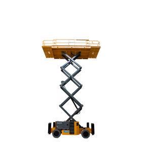 nacelle élévatrice à ciseaux sur roues