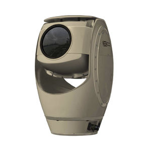 caméra de vidéosurveillance / MWIR / matrice plan focal / pour four
