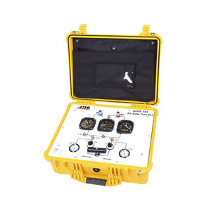 banc de test Pitot / pour l'industrie aéronautique / pour indicateur de vitesse verticale / pour altimètre