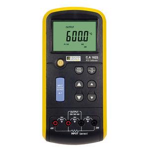 calibrateur de température