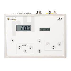 pH mètre sur table / de laboratoire / numérique