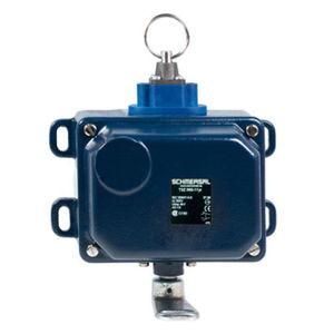 interrupteur à commande par câble / multipolaire / d'arrêt d'urgence / IP65