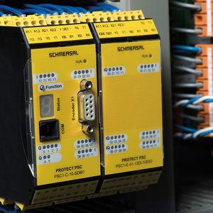 PLC compact / avec E/S intégrée / sur réseau Ethernet / modulaire
