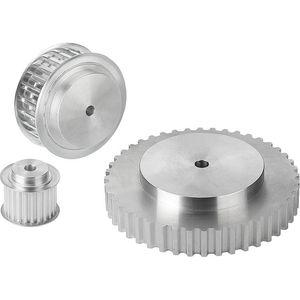 roue dentée en acier